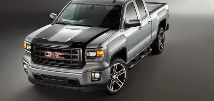 Meet GMC's 2015 Sierra 1500 Carbon Edition
