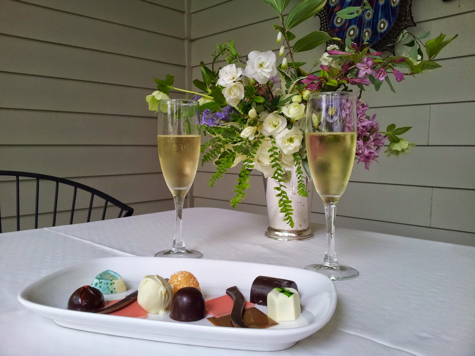 The Overall Best of 2014 in Food and Travel; Fearrington House Inn