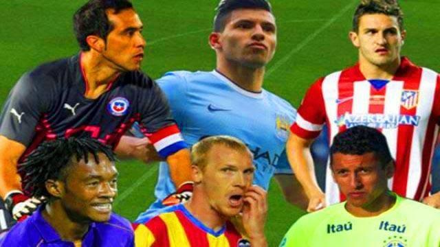 قائمة 6 لاعبين يريد برشلونة التعاقد معهم