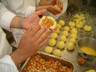 Baffetto blog august 2011 - Cuisine sicilienne arancini ...