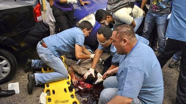 policia mata a niño disparo en la cabeza venezuela