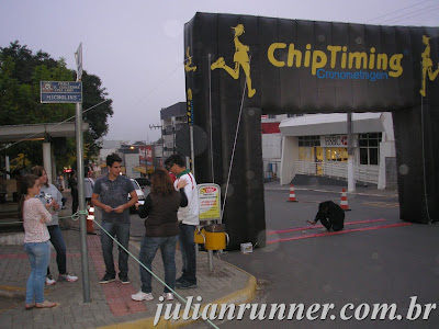 chip timing