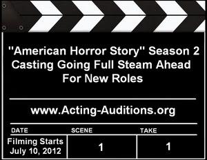 American Horror Story Season 2 Extras
