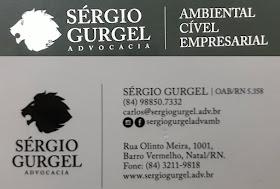 Parceiro do Blog - Sérgio Gurgel Advocacia