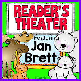 Jan Brett Readers Theater