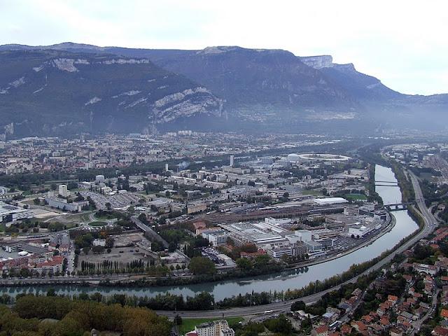 Vis le architecture urbanisme paysage patrimoine for Agence paysage grenoble
