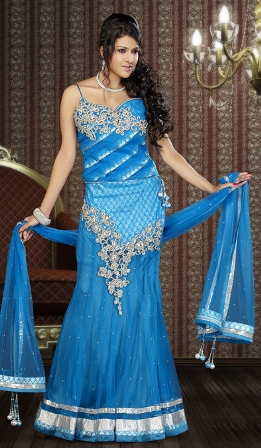 Blue-Lehenga-Choli-with-Embroidery