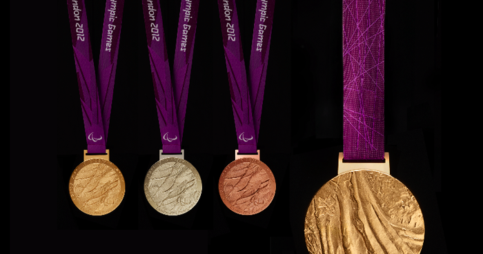 London Olympics 2012: London Paralympics Final Medals ...