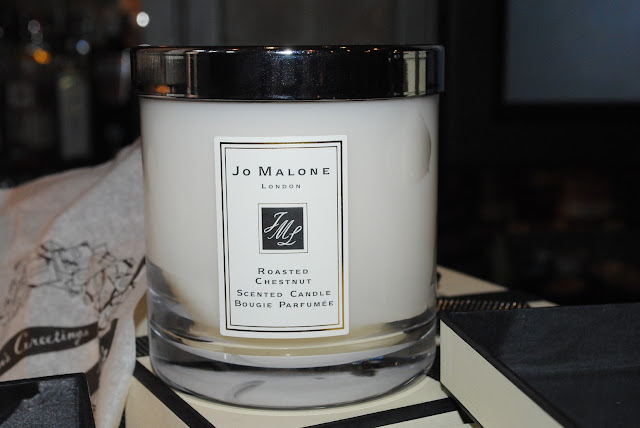 Jo Malone Roasted Chestnut Candle