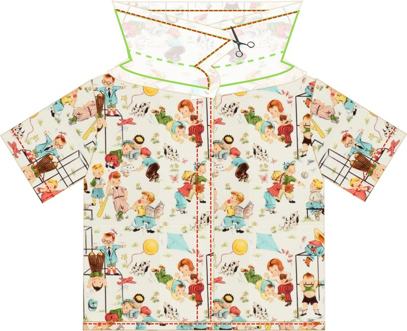 Small Dreamfactory Free Sewing Tutorial And Pattern Boys Shirt