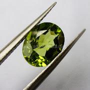 Batu Permata Green Peridot - SP1057