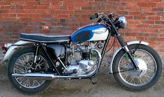 Triumph TR6 - 1967