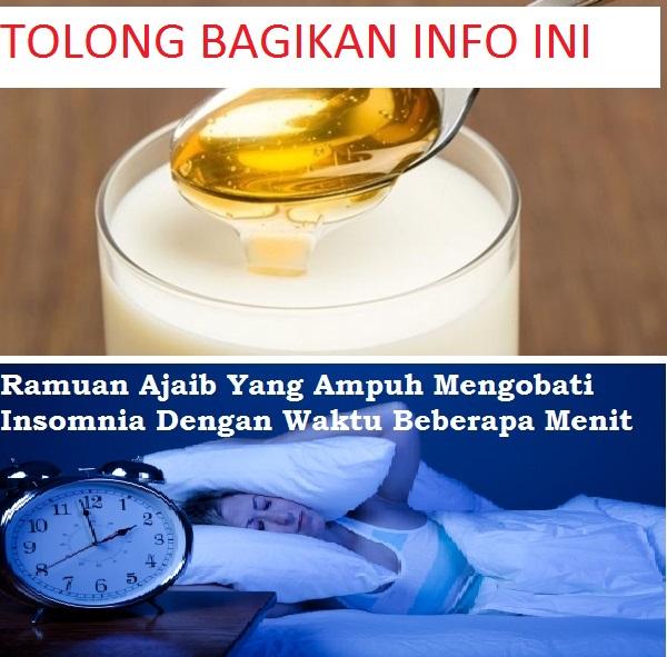 Bila Anda menanggung derita insomnia Anda harus coba kombinasi ini susu  serta honey. It yaitu obat kuno paling baik untuk tidur f041b39235