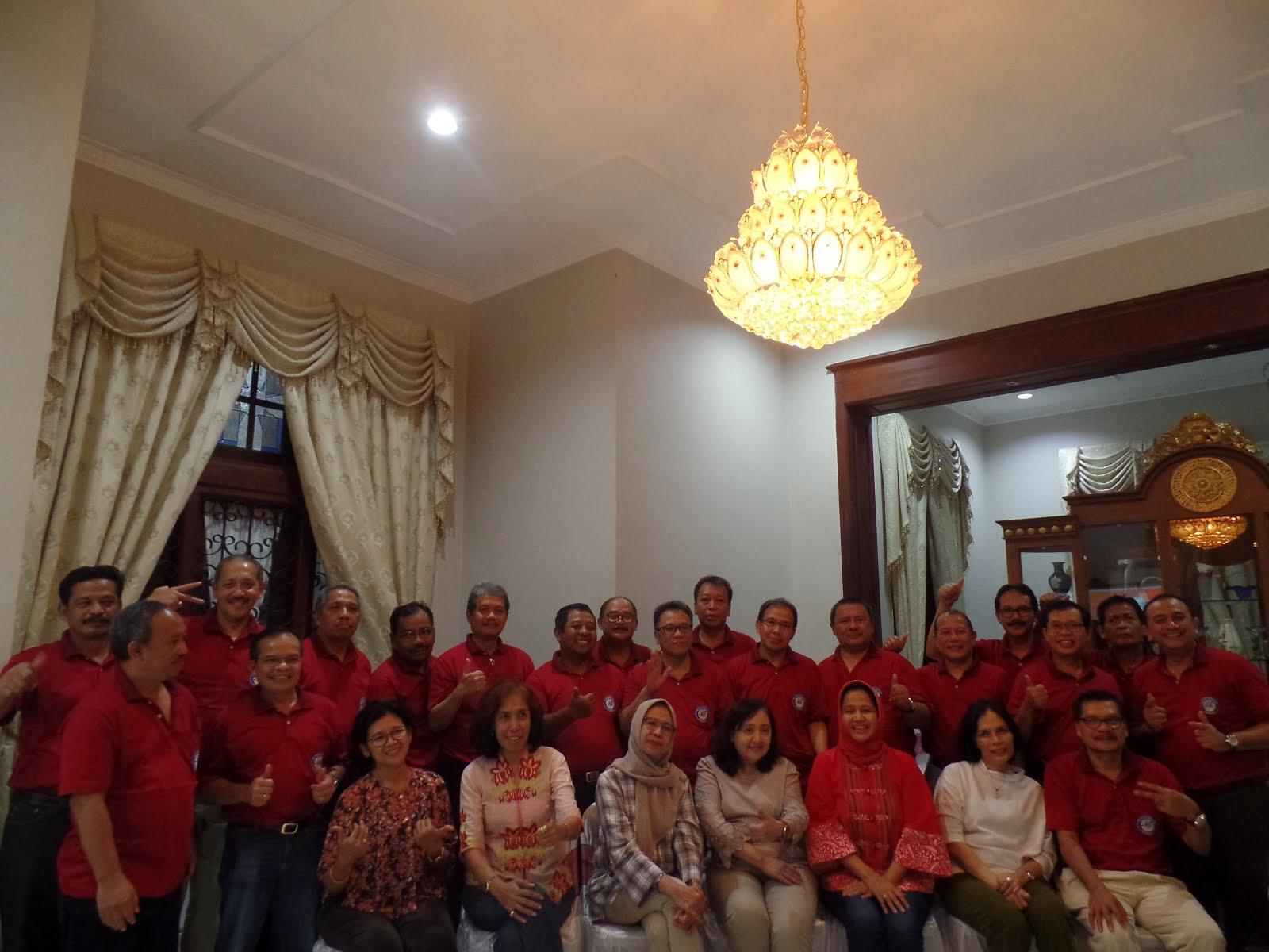 Reuni PCPM-12 di Semarang
