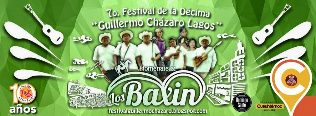 7o. Festival de la Décima Guillermo Cházaro Lagos