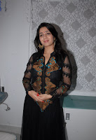 Charmi Kaur at Cosmetology Clinic Launch