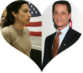 Anthony and Huma... together forever!