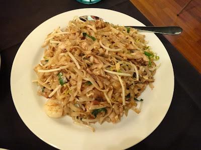 koko thai, thai, adelaide, food, dinner, north adelaide, restaurant, pad thai