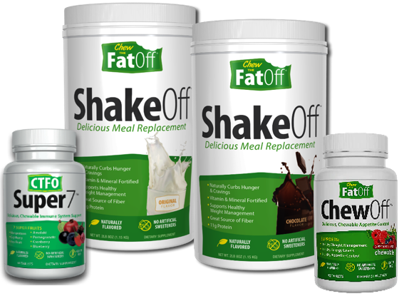 Chew The Fat Off .. Weight Loss