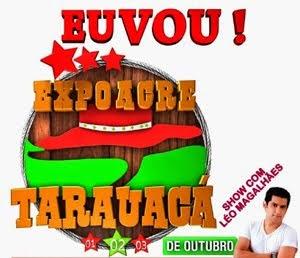 EXPO TARAUACÁ RESGATADA!