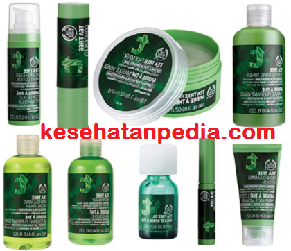Manfaat Tea Tree Oil Body Shop
