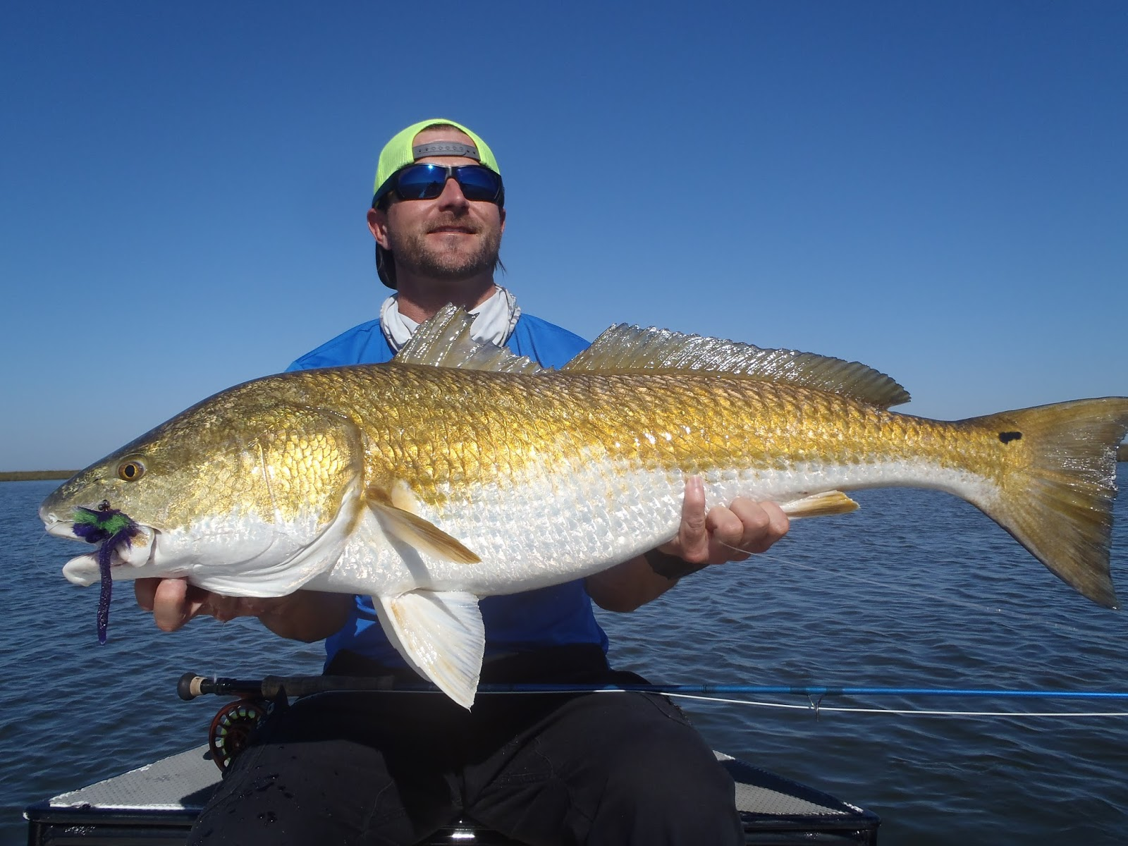 new orleans fly fishing guide