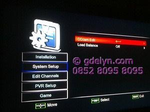 cara input tiket fly,biss key,jual receiver,receiver HD
