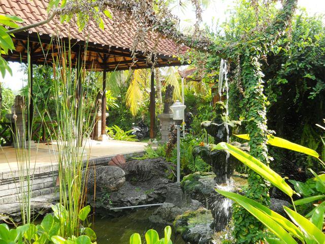 Mpv Landskap Dan Nurseri Taman Bali Di Pulau Bali Pulau Dewata
