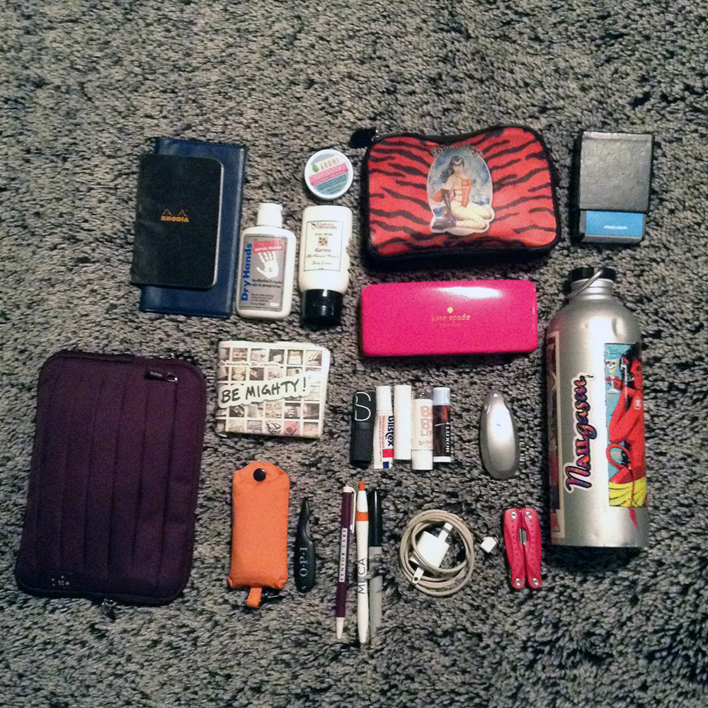 What's In your bag India
