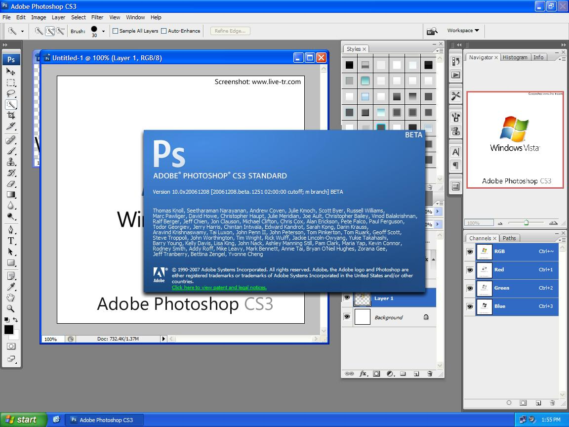 photoshop adobe free trial