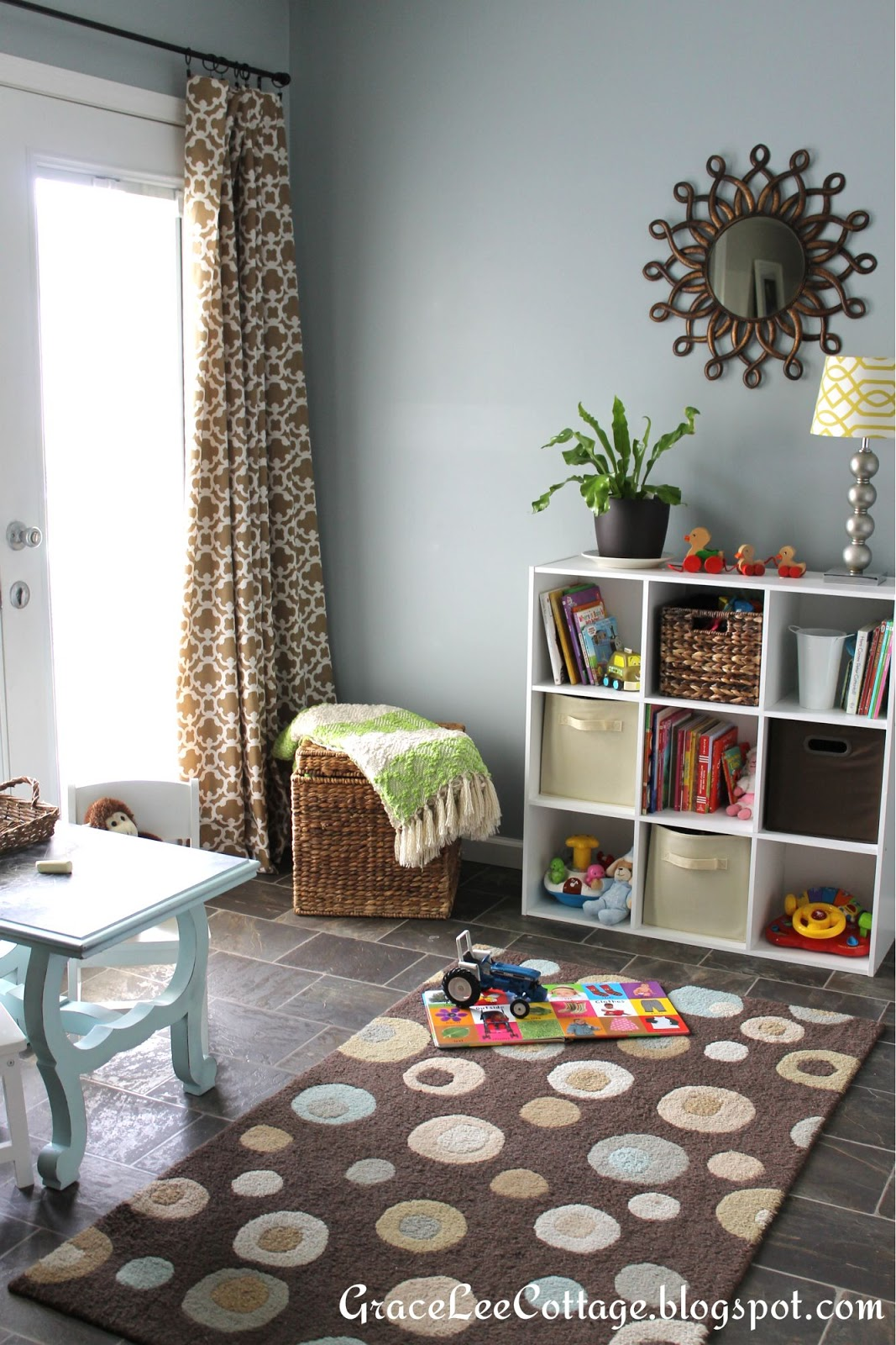 Grace Lee Cottage Switching Things Up Kid 39 S Playroom And Re Arranged Di