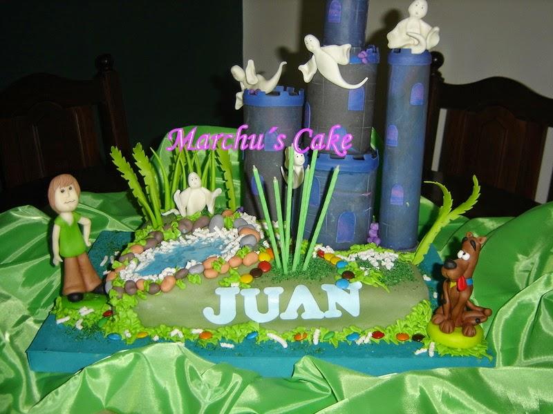 Decoración artesanal de tortas