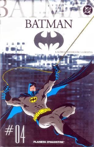 BATMAN Nº 004  COLECCIONABLE