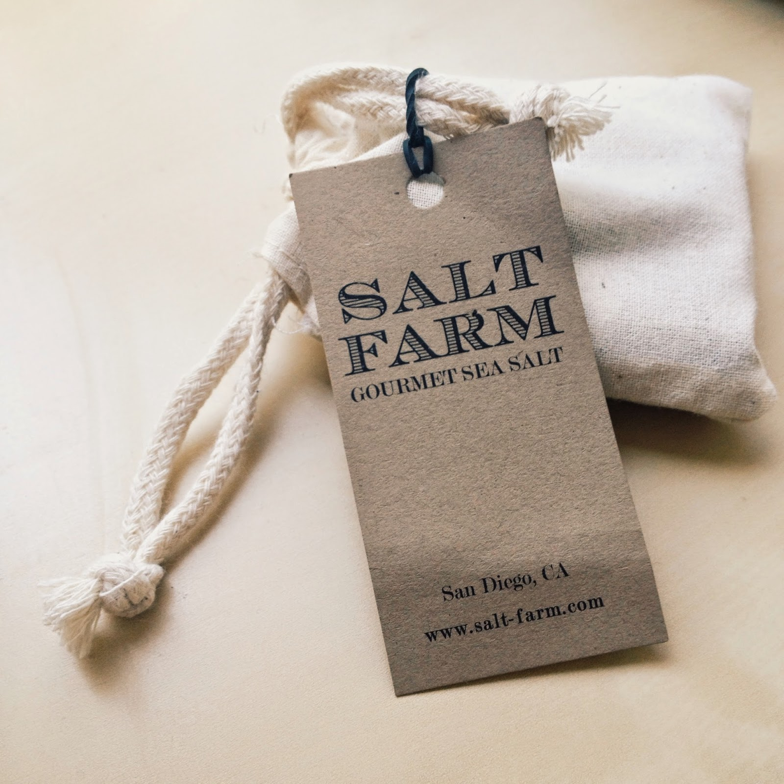 Salt Farm bag