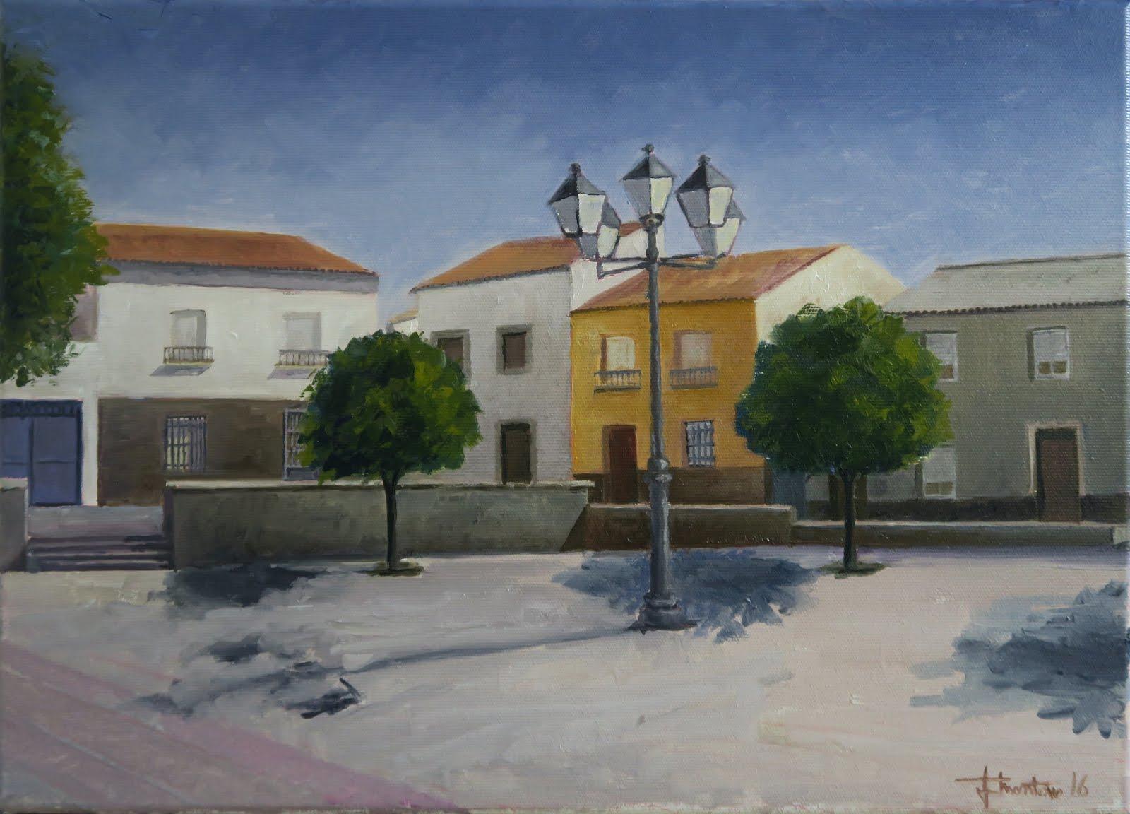 Plaza de las Protegidas; Fuerte del Rey (8P)
