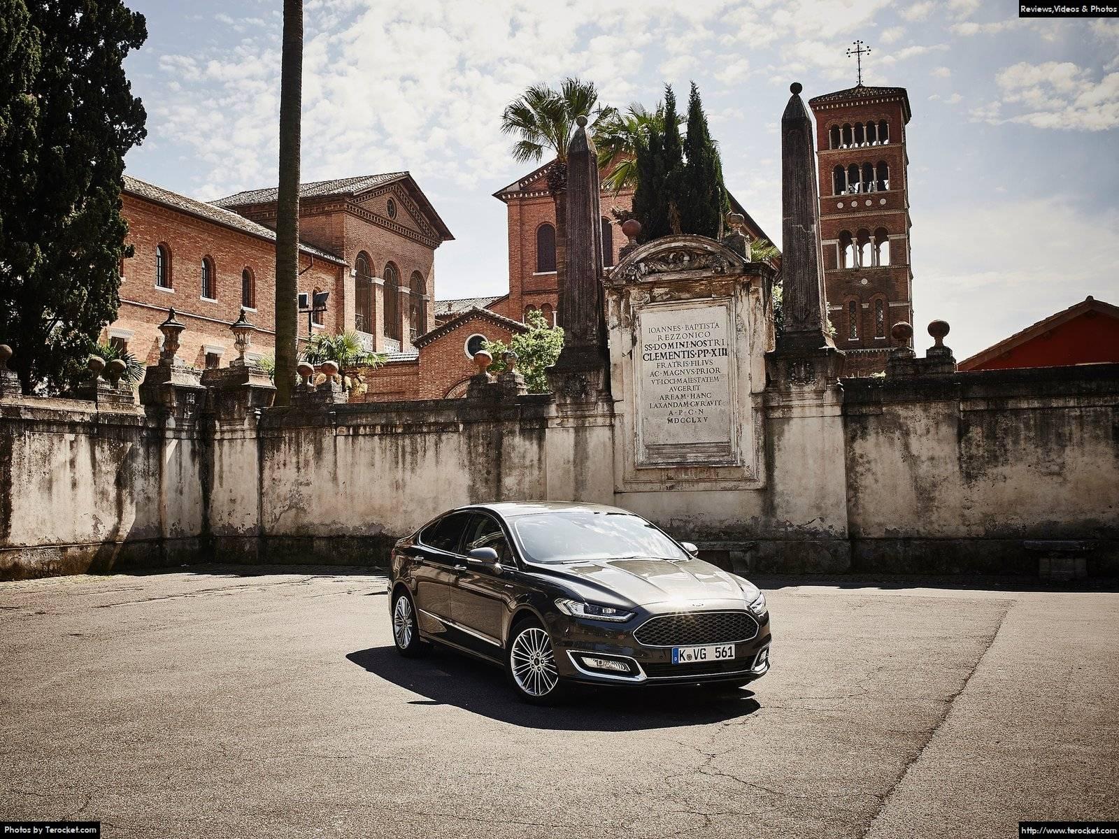 Hình ảnh xe ô tô Ford Mondeo Vignale 2016 & nội ngoại thất