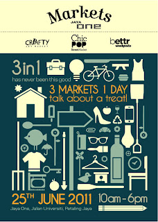 Markets at Jaya One Chic Pop Crafty bettr