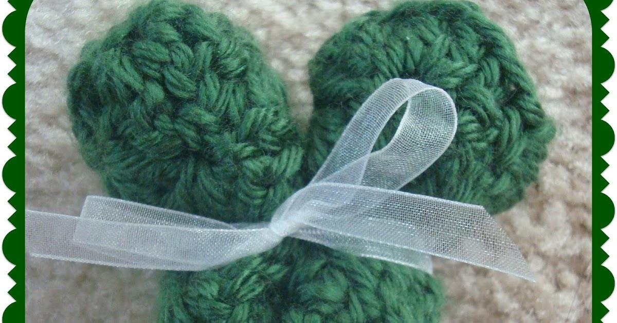 Crystal panda crochet baby bunny wash cloth