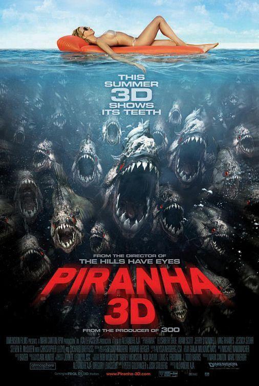 Piranha (Piraña 3D) (2010)
