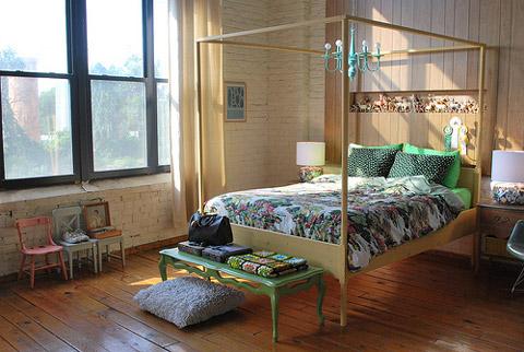 Decoraci n e ideas para mi hogar 10 bellos dormitorios - Decoracion hogar vintage ...