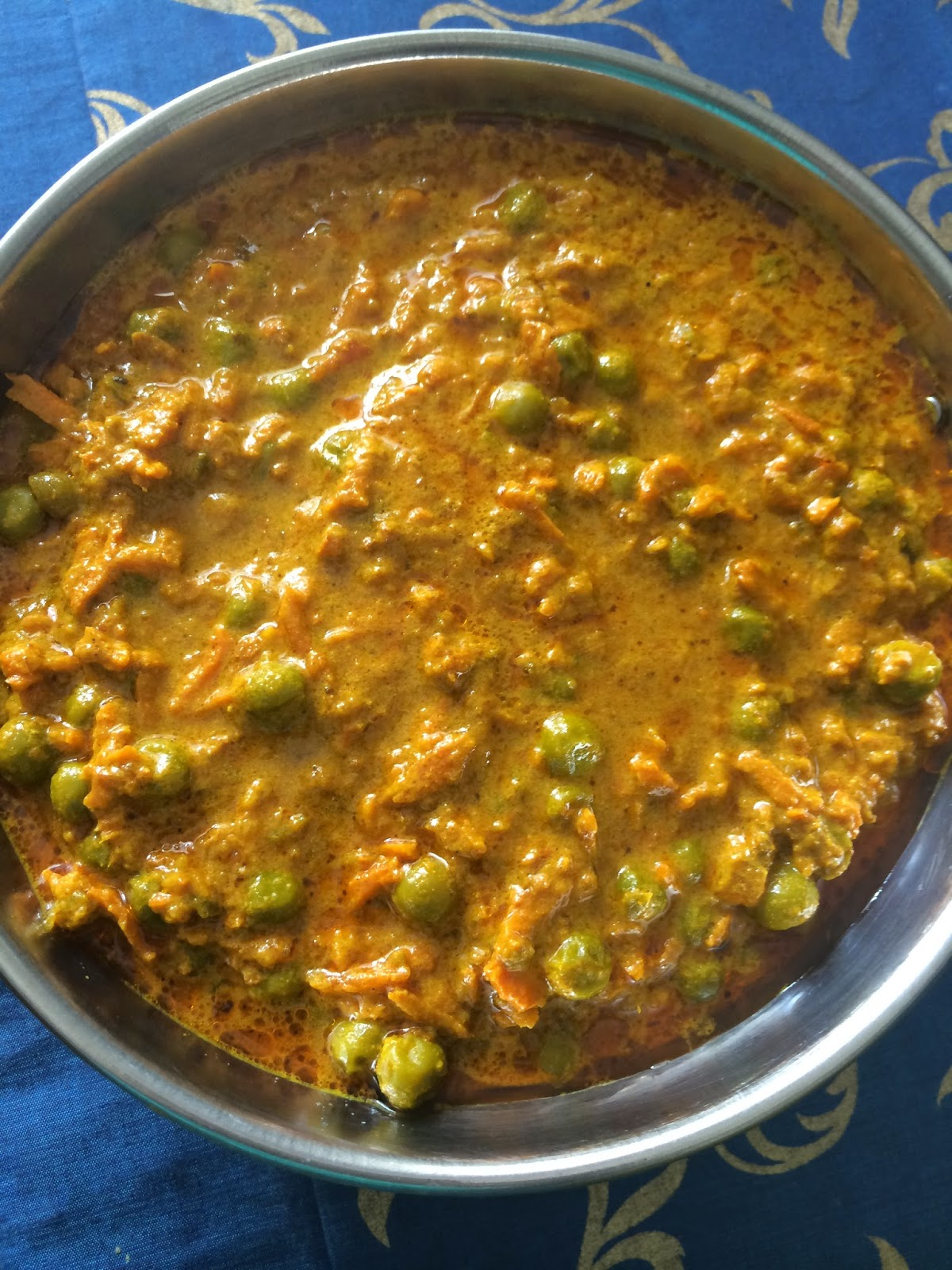 ... leaves and serve with chapati or riceor any bread of your choice