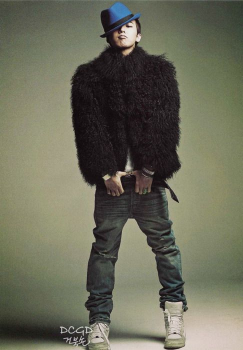 Pink Fashion Ninja: The Fierce Fashion of G-Dragon