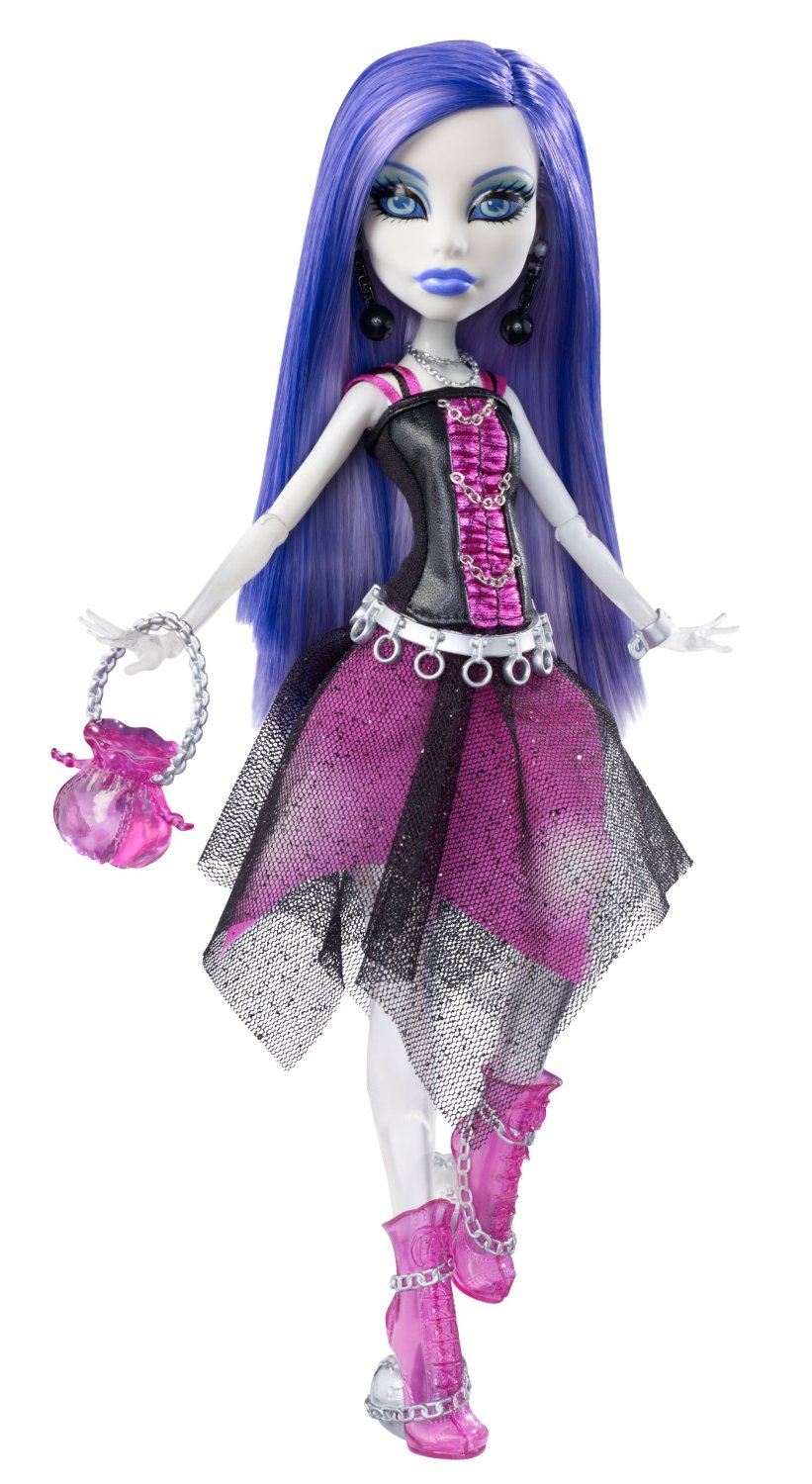 libros y juguetes 1demagiaxfa toys spectra vondergeist monster high. Black Bedroom Furniture Sets. Home Design Ideas