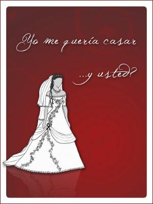 Yo me quería casar..y Usted??