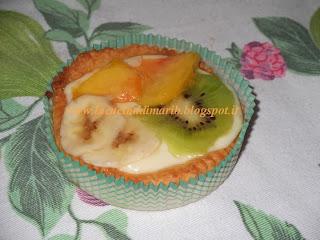 crostata alla frutta mignon