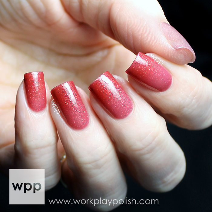 Polished by KPT Don't Be Ranunculus from the March into Spring Collection (2014)