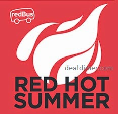 35% off On Hotel Booking – Redbus