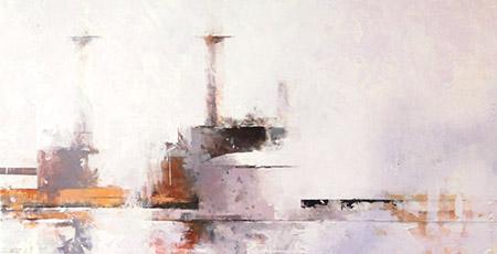 nuncalosabre. Pintura | Painting - ©Sean Thomas
