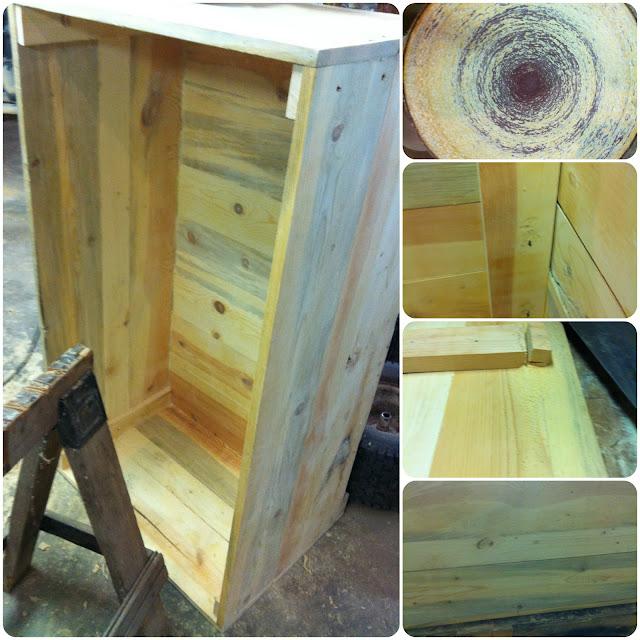 how to make a cedar chest