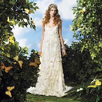 Garden Venue Wedding Dresses Bridal Gowns